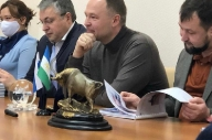 Делегация в Башкортостан